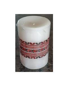 Pillar Candle -07